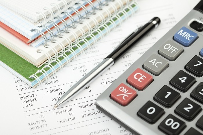 Double entry bookkeeping system