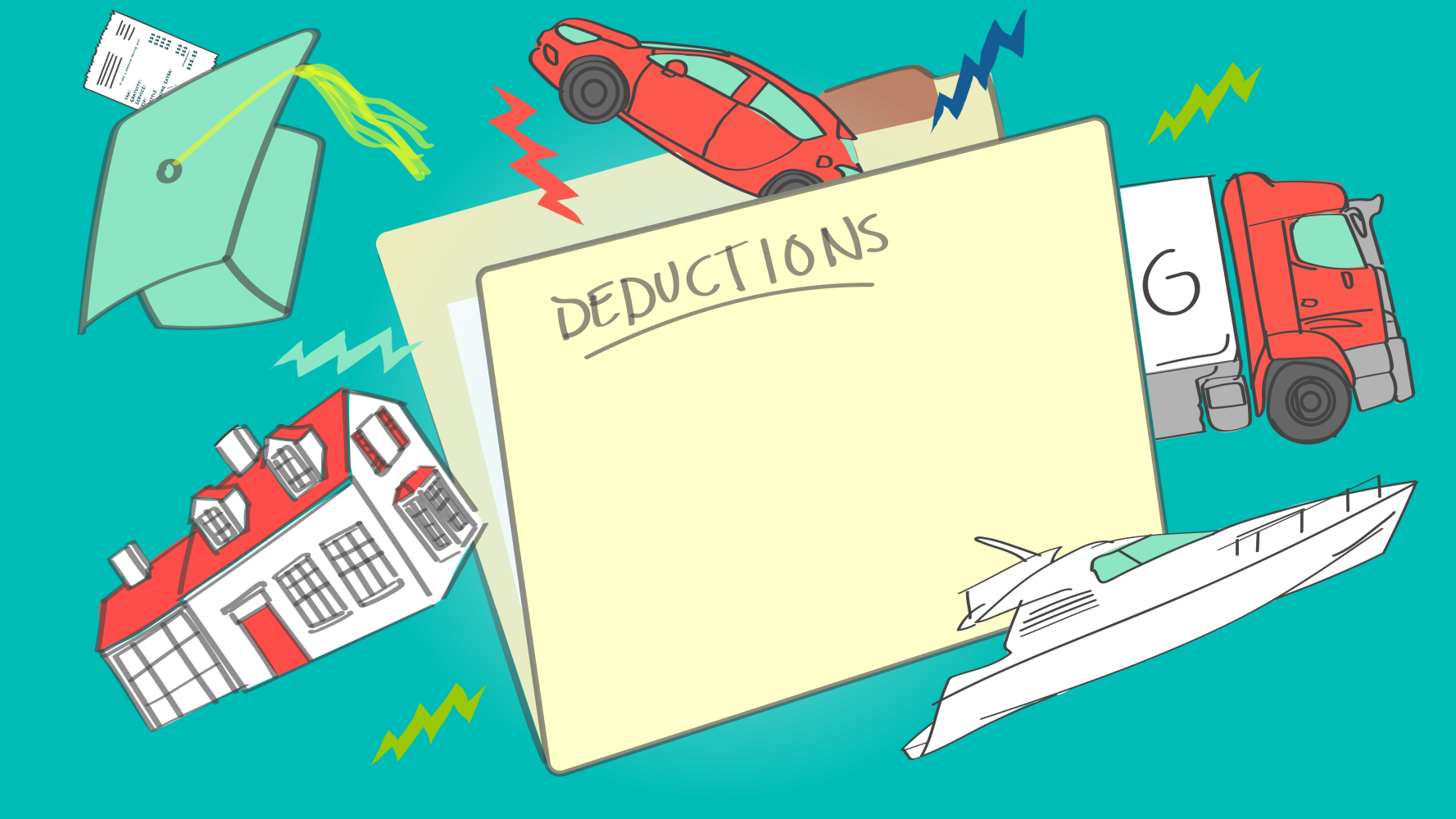 What are Deductible Expenses for a Business?